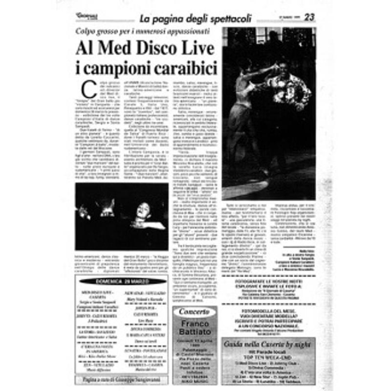 giornale articolo