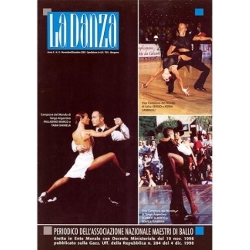 danza copertina