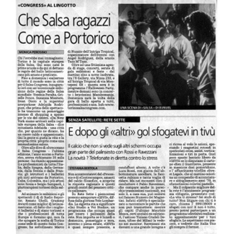 stampa articolo