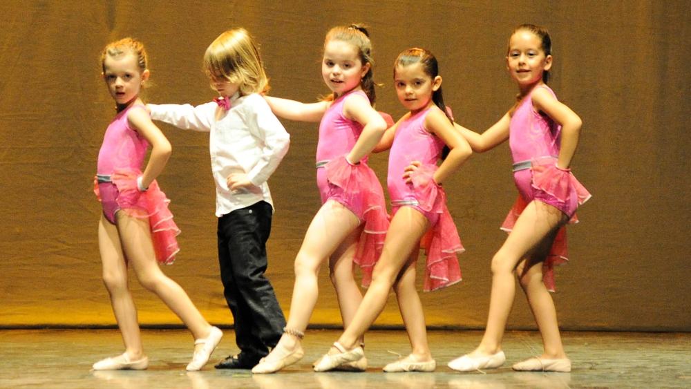danza baby